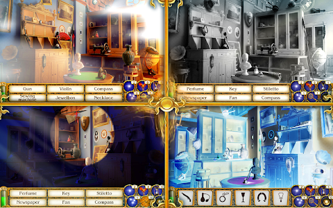 Time Gap Hidden Object Mystery screenshot 3