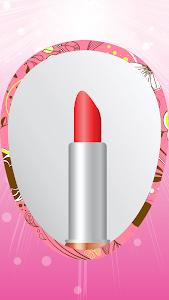 Pink Makeup Mirror Full HD screenshot 1