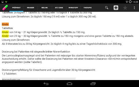 AmiKo Desitin screenshot 13