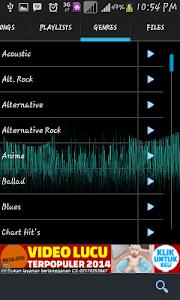 Quick MP3 Music Audio screenshot 5