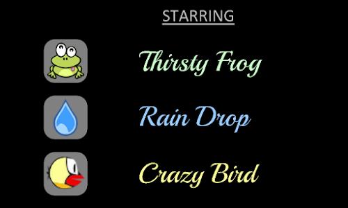 Thirsty Frog screenshot 1