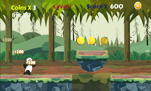 Panda Run screenshot 8