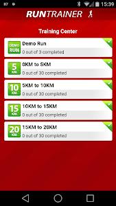 Run Trainer screenshot 1