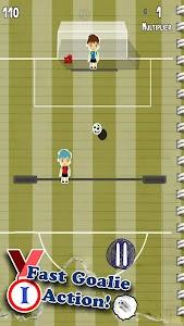 Paper Goalie screenshot 1