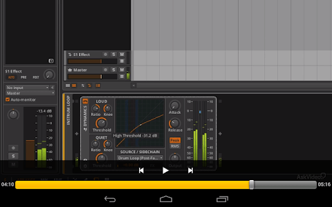 Course For Bitwig Interments screenshot 2