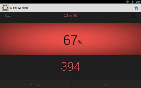 Mega workouts! screenshot 21