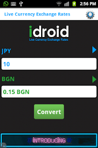 Easy Currency Converter screenshot 0