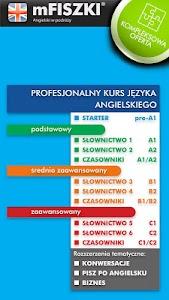 FISZKI Angielski Słownictwo 5 screenshot 5