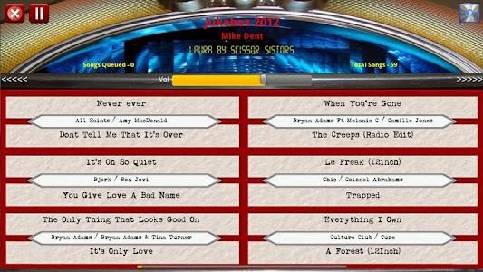 Jukebox 2012 Free Edition screenshot 11
