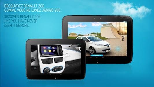 Renault ZOE für DE screenshot 12