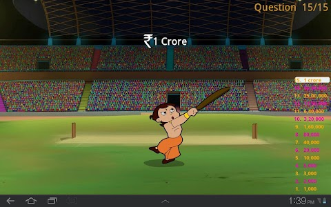 Cricket Quiz with Bheem screenshot 3