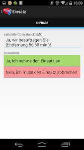 Mobile Retter screenshot 1