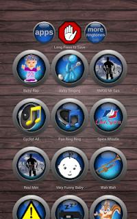 Top Funny Ringtones screenshot 04