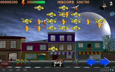 Bugs Invasion screenshot 5