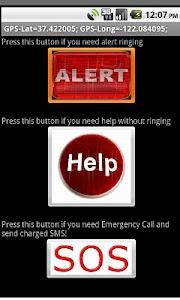 an Emergency Button GPS+ screenshot 0