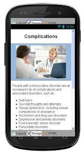 Dissociative Disorders Disease screenshot 5