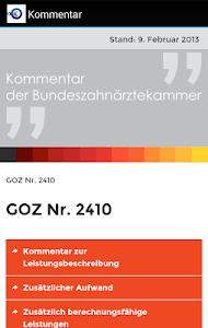 iGOZ screenshot 3