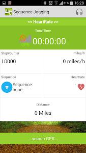 Sequence Jogging screenshot 2