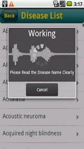Your Rapid Diagnosis PSR screenshot 3