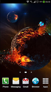 Deep Space 3D Pro lwp - Apps on Google Play