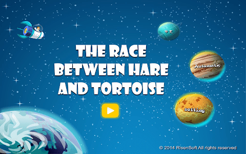 Race between Hare and Tortoise screenshot 2