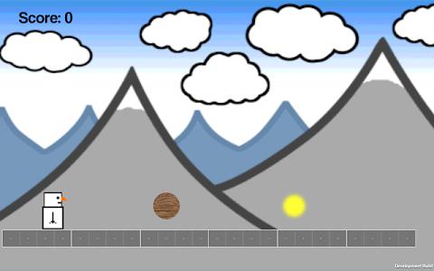 Snowman Runner screenshot 10