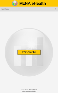 IVENA eHealth PZC-Suche screenshot 8