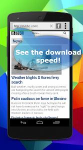 Speed Internet Browser screenshot 4