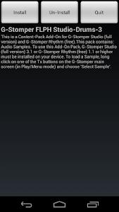 G-Stomper FLPH Studio-Drums-3 screenshot 0
