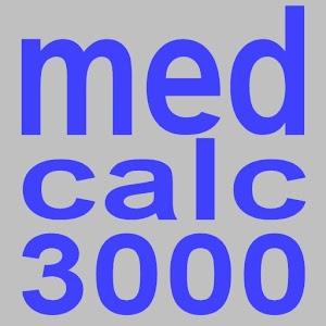 MedCalc 3000 G.I.