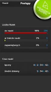 FISZKI Włoski Czasowniki A screenshot 4