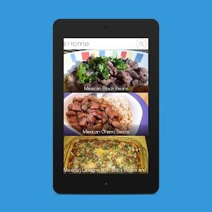 Mexican Recipes Free screenshot 15