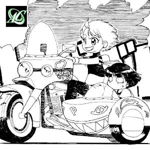 超☆美少女戦士マグマ・ホー