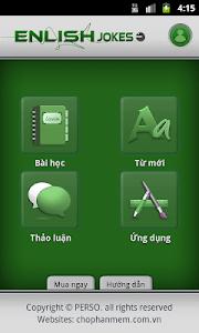Hoc Tieng Anh Qua Truyen Cuoi screenshot 0