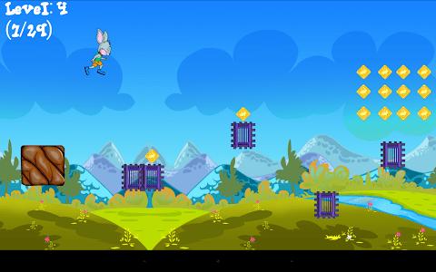 Bunny Rush Run screenshot 3