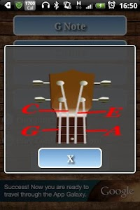 Ukulele Tuner screenshot 1