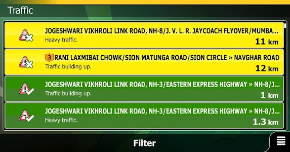 ANS Traffic Android (India) screenshot 2