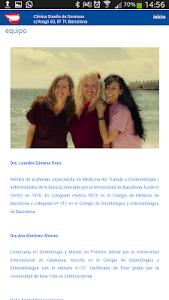 App Diseño de Sonrisas Clínica screenshot 7