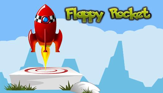 Flappy Rocket screenshot 0
