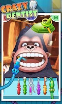 Crazy Dentist - Fun games - screenshot thumbnail 02