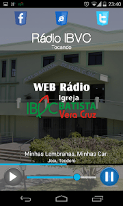 Rádio IBVC screenshot 1