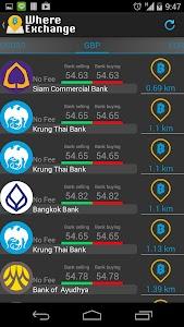 Where Exchange Money screenshot 2