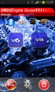 OBD 2 Engine Sound screenshot 0