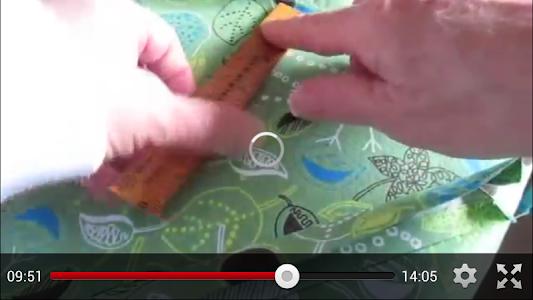 Sewing Tutorial Bags screenshot 4
