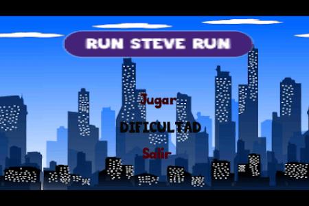 Run Steve Run screenshot 5