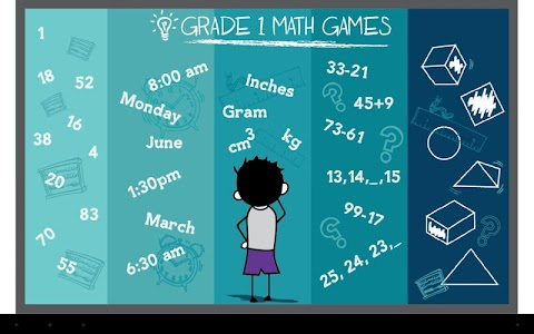 Grade 1 Math Games Free screenshot 16