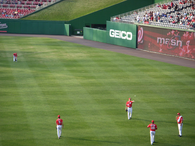 Detwiler warms up