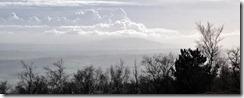 Cumulus over Clee