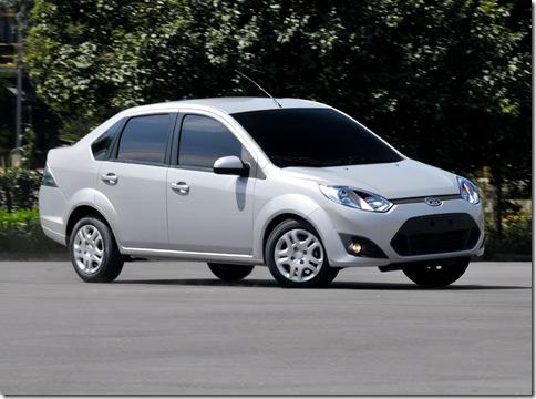 Novo Ford Fiesta 1.6 Sedan Classinternas, externas , motorsão paulo, 17 de abril de 2010