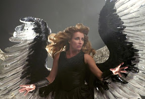 Emma Thompson in Angels in America